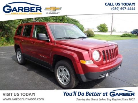 Pre-Owned 2016 Jeep Patriot Sport Four Wheel Drive SUV