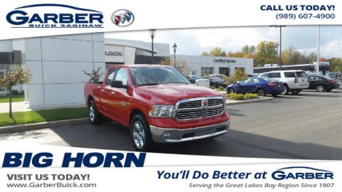 Pre-Owned 2016 RAM 1500 BIG HORN Four Wheel Drive Truck