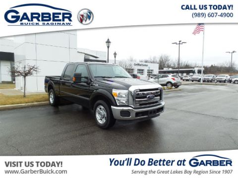 Pre-Owned 2016 Ford F-250 XLT RWD Truck