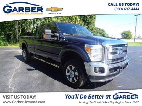 Pre-Owned 2015 Ford F-350 XL 4WD