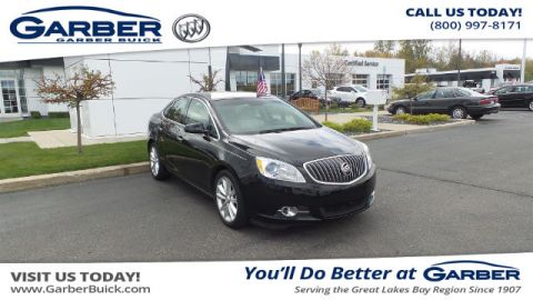 Certified Pre-Owned 2012 Buick Verano Base FWD Sedan