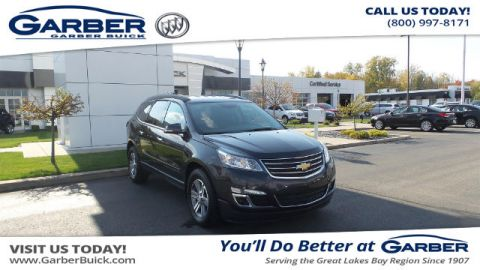 Pre-Owned 2016 Chevrolet Traverse LT w/1LT FWD SUV