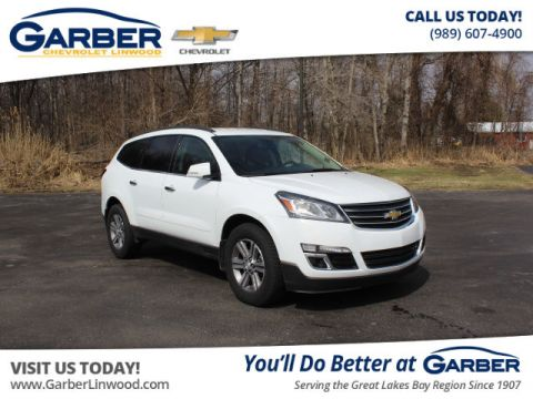 Pre-Owned 2016 Chevrolet Traverse LT FWD SUV