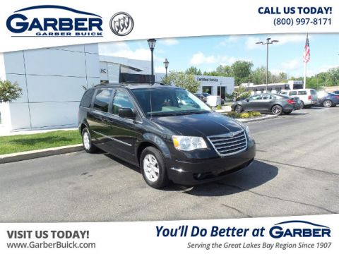 Pre-Owned 2010 Chrysler Town & Country Touring FWD Minivan
