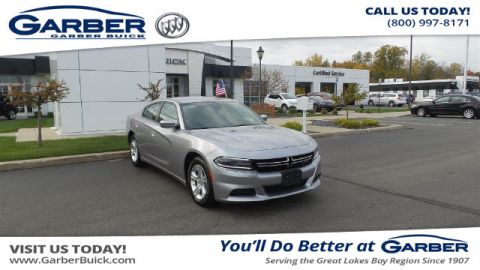 Pre-Owned 2016 Dodge Charger SE RWD Sedan