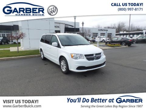 Pre-Owned 2016 Dodge Grand Caravan SXT FWD Minivan