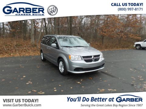 Pre-Owned 2015 Dodge Grand Caravan SXT FWD Minivan