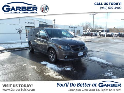 Pre-Owned 2016 Dodge Grand Caravan R/T FWD Minivan