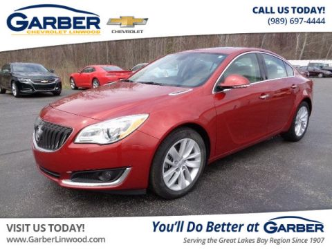 Certified Pre-Owned 2014 Buick Regal Turbo/e-Assist Premium I FWD Sedan