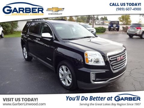 Pre-Owned 2016 GMC Terrain SLT FWD SUV