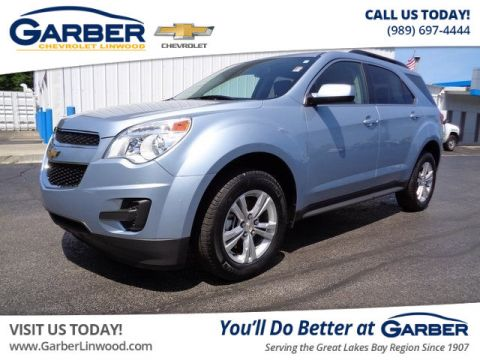 Certified Pre-Owned 2014 Chevrolet Equinox LT w/1LT FWD SUV