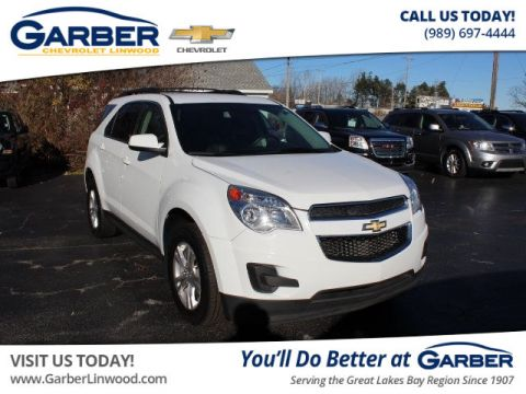 Pre-Owned 2015 Chevrolet Equinox LT FWD SUV