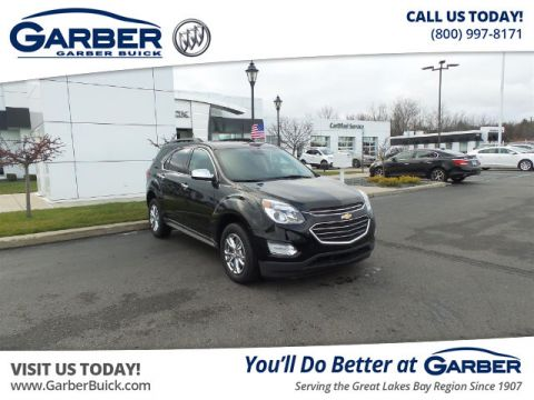 Pre-Owned 2016 Chevrolet Equinox LT FWD SUV