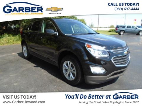Certified Pre-Owned 2016 Chevrolet Equinox LT FWD SUV