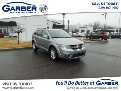 Pre-Owned 2016 Dodge Journey SXT FWD SUV
