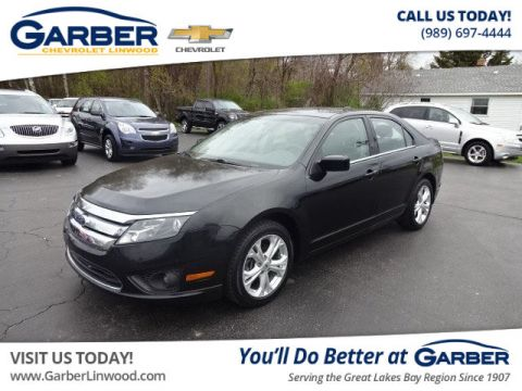 Pre-Owned 2012 Ford Fusion SE FWD Sedan