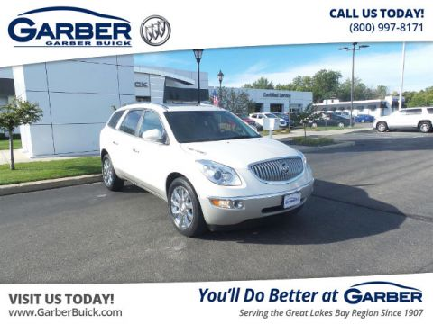 Pre-Owned 2012 Buick Enclave Premium AWD