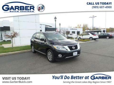 Pre-Owned 2015 Nissan Pathfinder SV 4WD