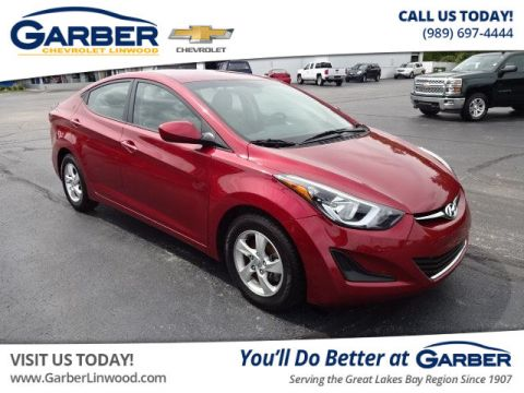 Pre-Owned 2015 Hyundai Elantra SE FWD Sedan