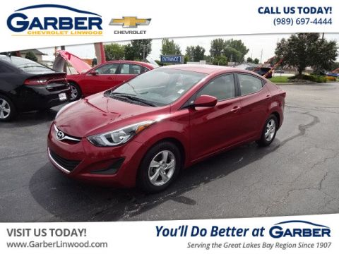 Pre-Owned 2015 Hyundai Elantra  FWD Sedan