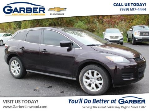 Pre-Owned 2009 Mazda CX-7 Touring Front Wheel Drive SUV