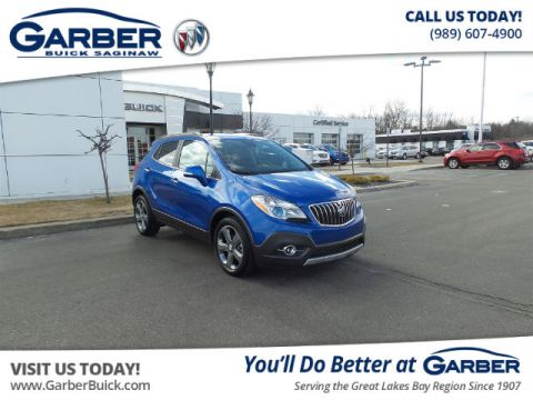 Pre-Owned 2014 Buick Encore Convenience FWD SUV