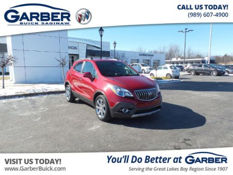 Pre-Owned 2013 Buick Encore Leather FWD SUV