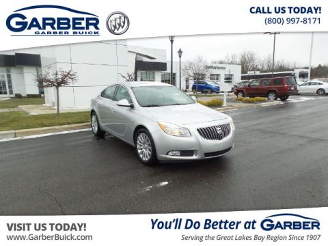 Pre-Owned 2011 Buick Regal CXL Oshawa FWD Sedan